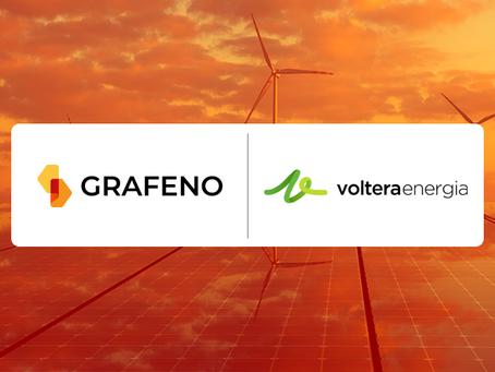 Marketplace: Grafeno fecha parceria com Voltera e clientes têm condições especiais