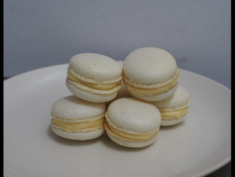 macarons from a mix