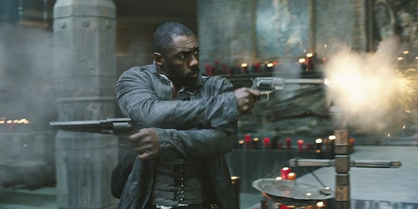 Idris Elba is Awesome even if the movie wasn't