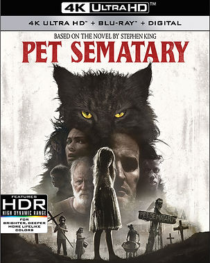 Contest: Win A Copy of Pet Sematary on 4K Ultra/Blu-ray