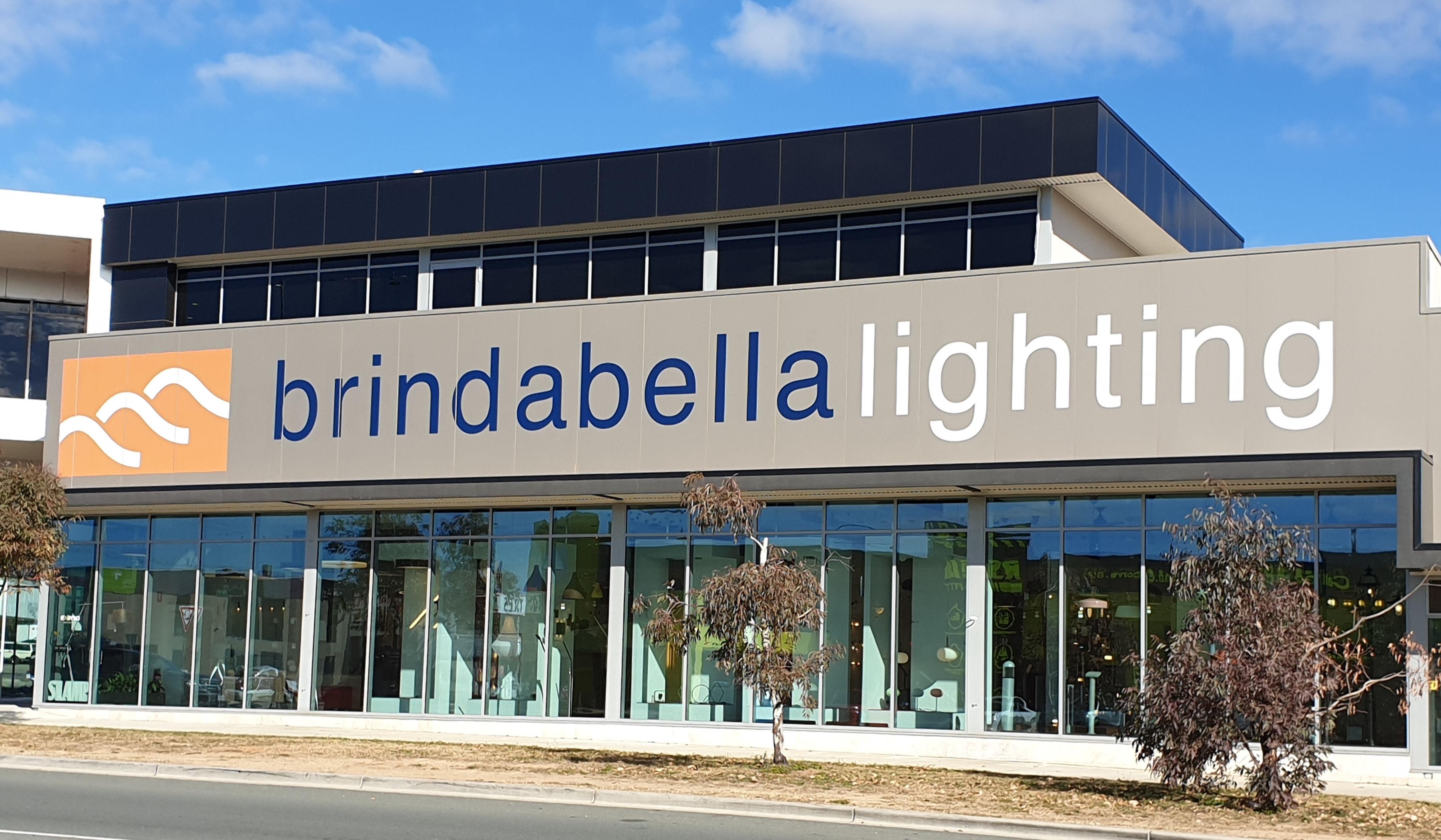 Brindabella Lighting Fyshwick Exenia