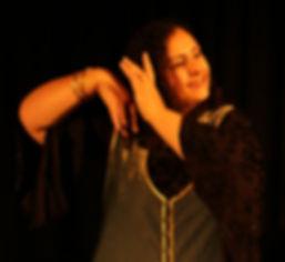 Danse persane lyon