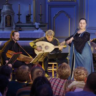 ISPHAHAN, musiques et danses d'Orient