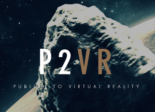 "P2VR, the ""practical"" app for VR"
