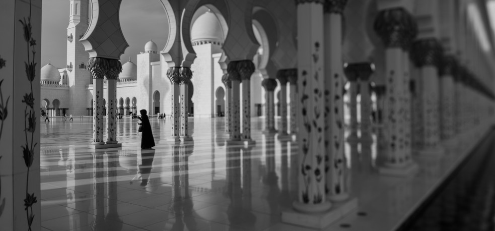 SHEIKH ZAYED MOSQUE | 008