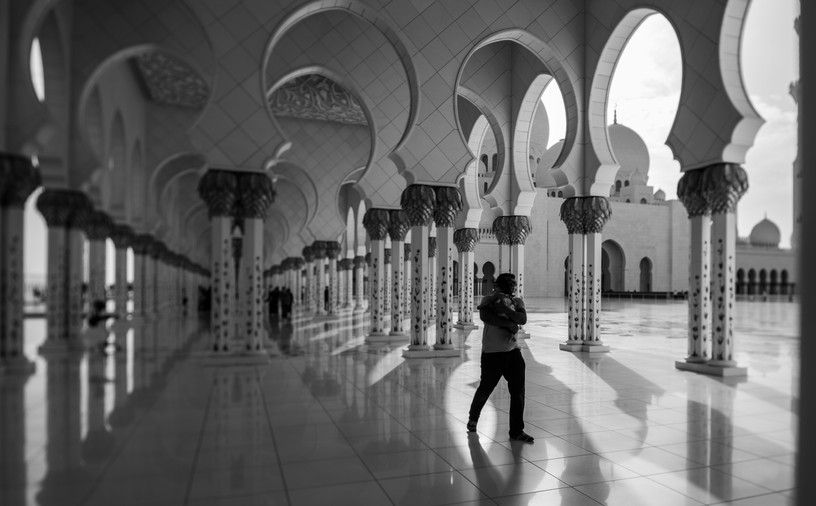 SHEIKH ZAYED MOSQUE | 009