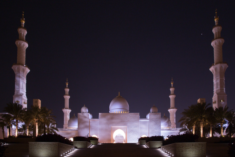 SHEIKH ZAYED MOSQUE | 013