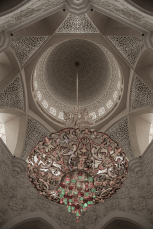 SHEIKH ZAYED MOSQUE | 006