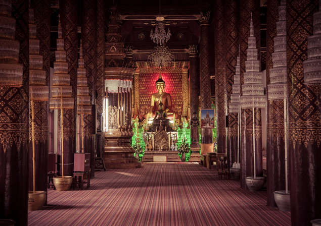 Spirtual Space | Buddhist Temple