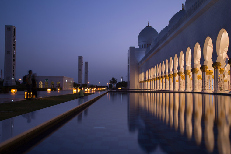 SHEIKH ZAYED MOSQUE | 011