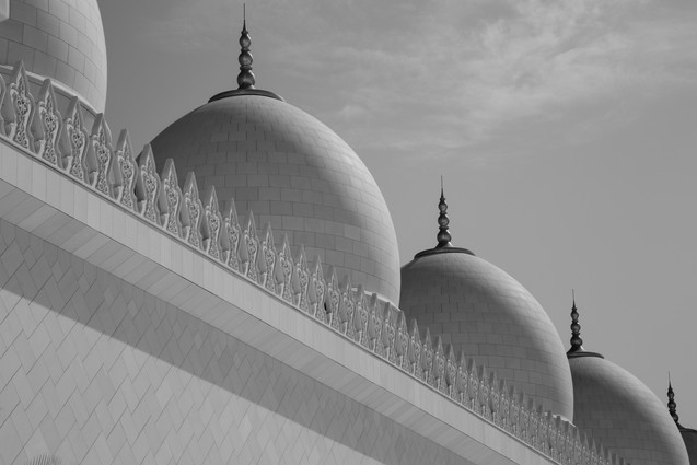 SHEIKH ZAYED MOSQUE | 002