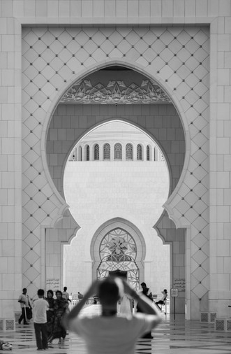 SHEIKH ZAYED MOSQUE | 010
