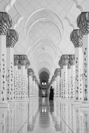 SHEIKH ZAYED MOSQUE | 004