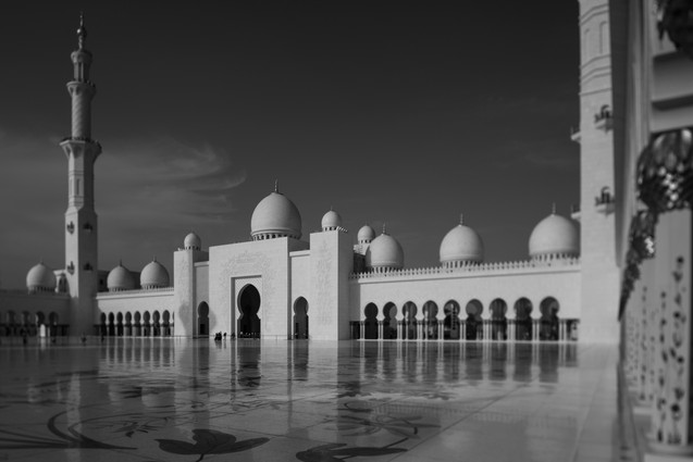 SHEIKH ZAYED MOSQUE | 001