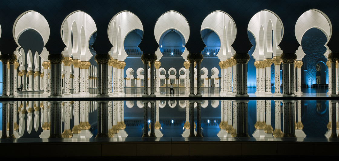 SHEIKH ZAYED MOSQUE | 012