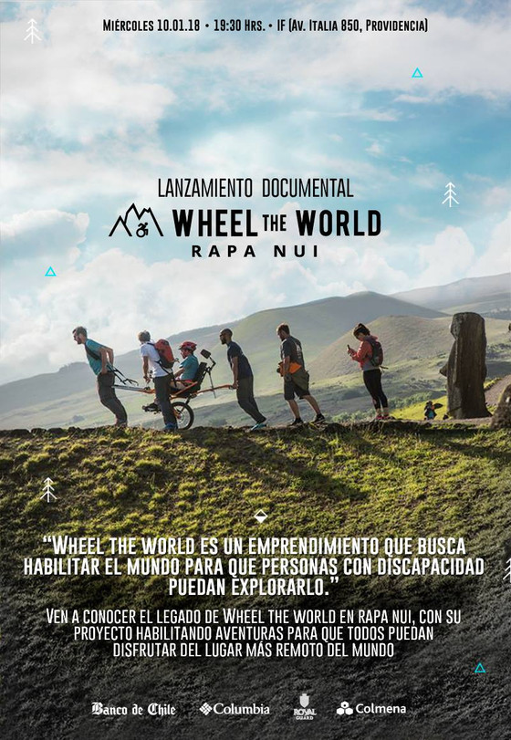 Wheel the World with Andes
