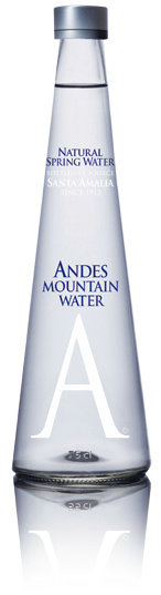 Andes Mountain Water