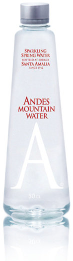 Andes Mountain Water PLA 500ml SPARKLING