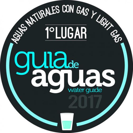 1st Place - Guia de Aguas 2017