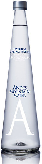 Andes Mountain Water Glass 500ml STILL