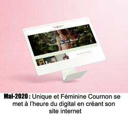 L'ère du digital chez Unique et Féminine Cournon