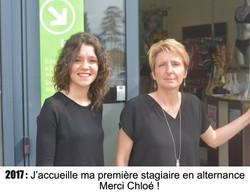 Stagiaire Unique et Féminine Cournon