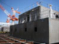 鉄鋼構造物製作(上構ブロック)