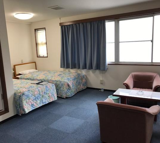 ホテル三紀ツインルーム