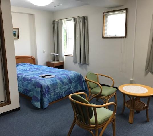 ホテル三紀シングルルーム
