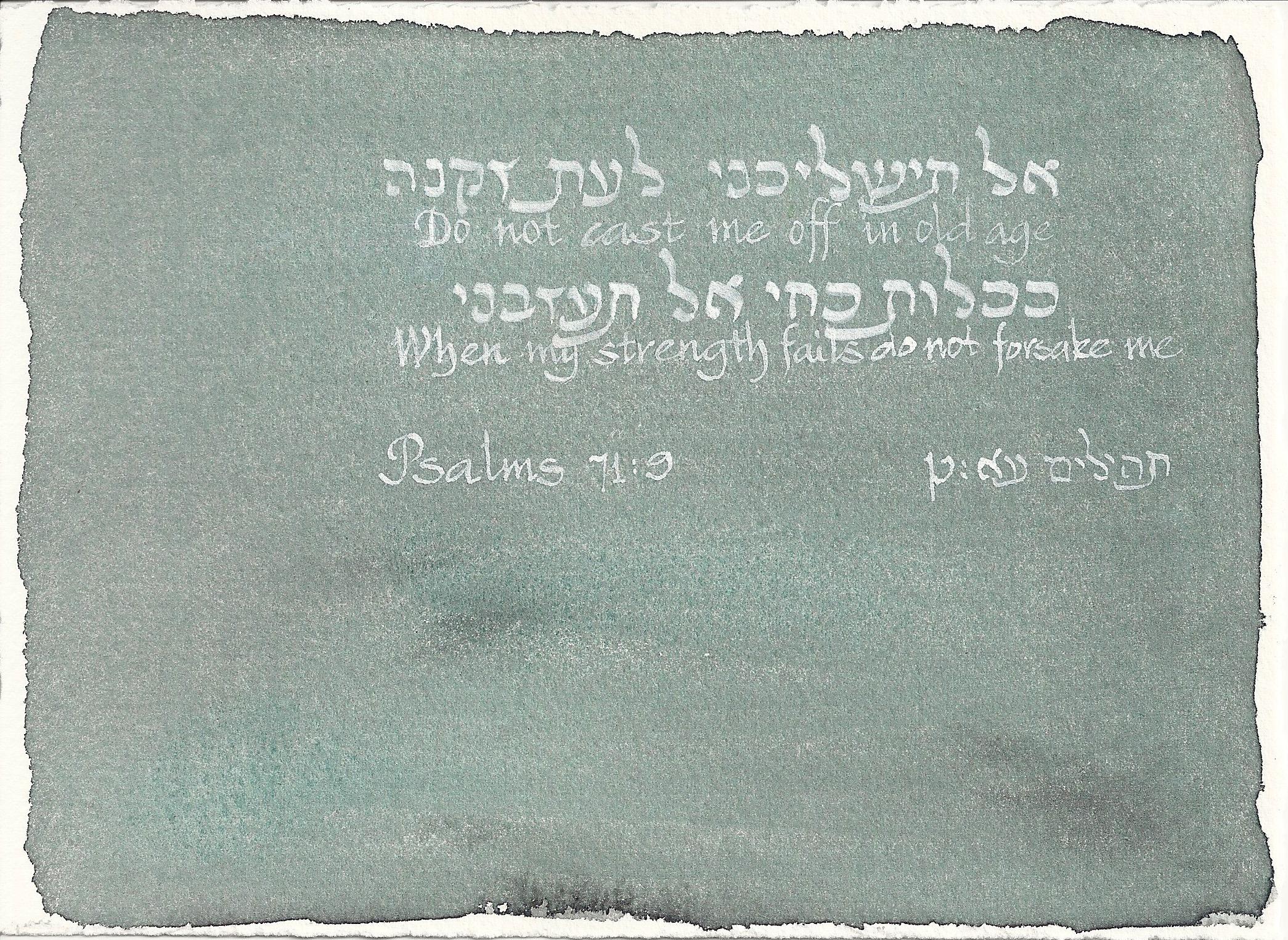Psalms 17:9
