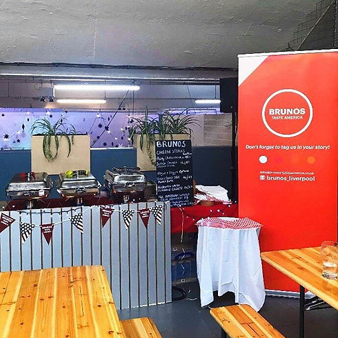 BRUNOS Food Stall