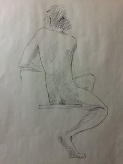 Justine 10 mins sketch