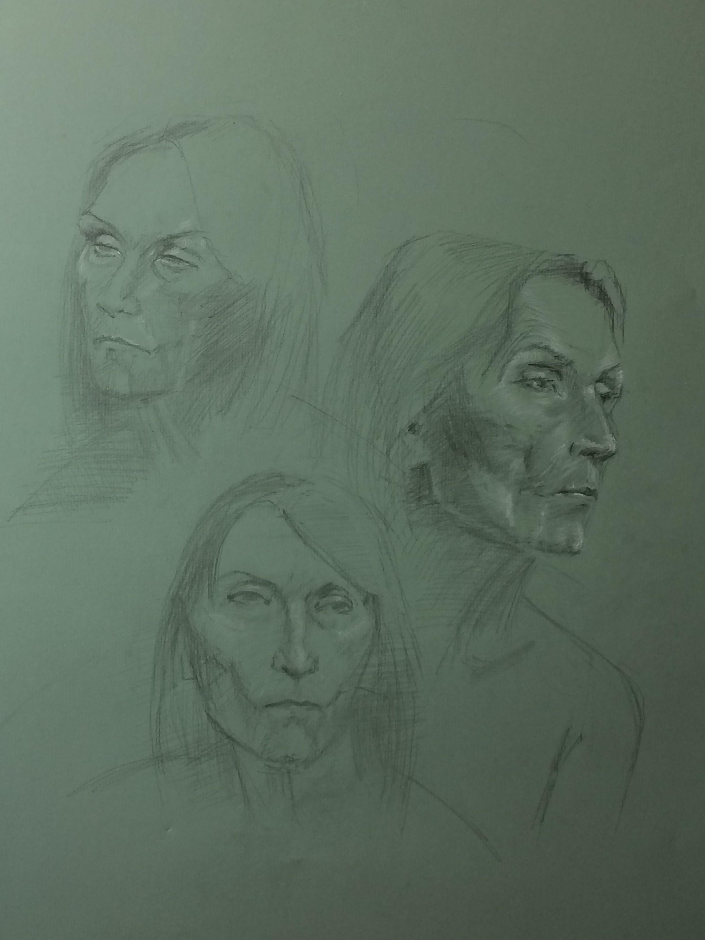 Anna Nina 20 mins sketches