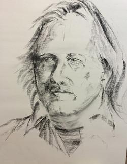 Artist's portrait - Dec 17 2015