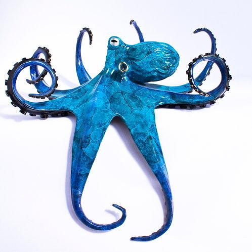 Dangler, bronze octopus