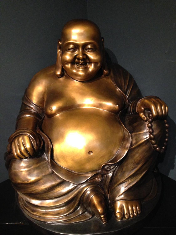 Laughing Buddha- 2014