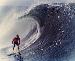 Barela- pro surfer