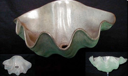 Clam Shell Sink Basin