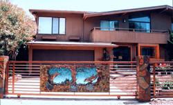 Entry Gate- Malibu, California
