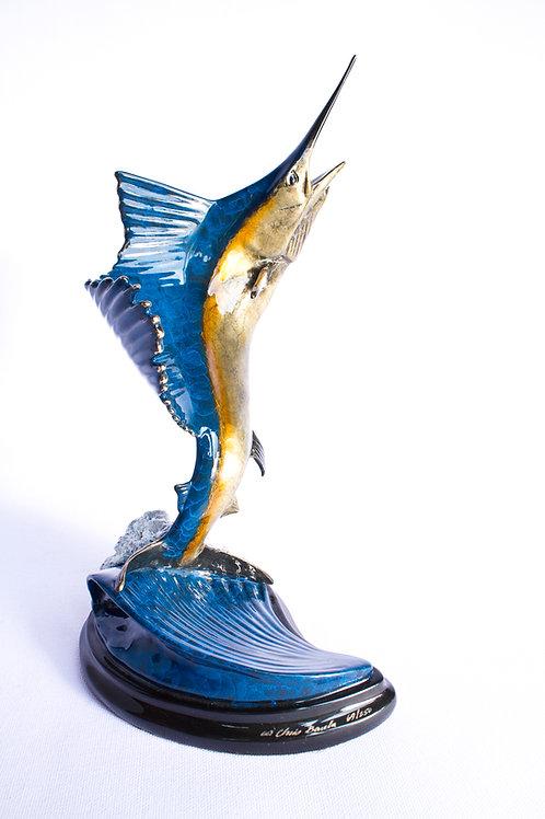 Sailfish, bronze gamefish
