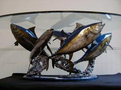 Ahi (Tuna) Table