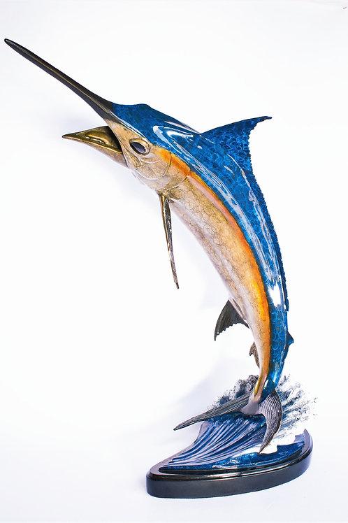 Blue Marlin, bronze marlin