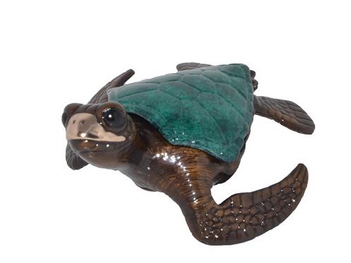 Makana, bronze turtle