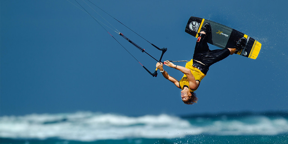 CHAPTER ONE: THE KITEBOARD LEGACY BEGINS - 17:00