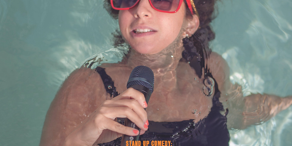STAND UP COMEDY CON LEYE - 19:30