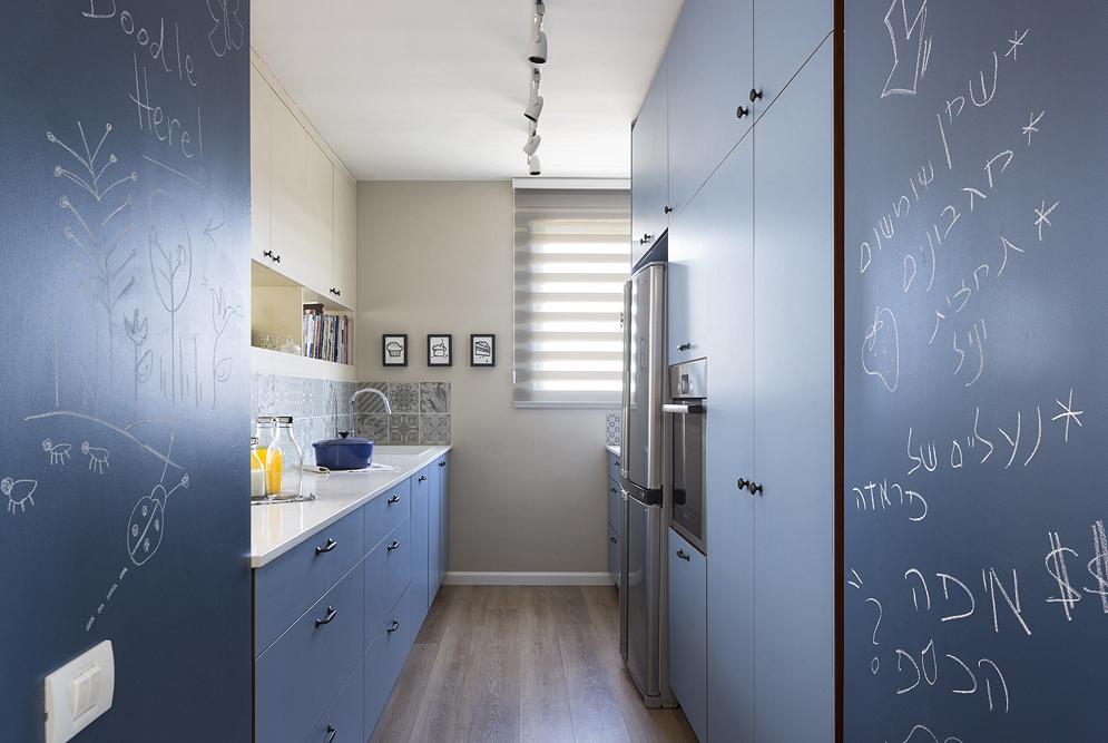 Apartment N&A by Vered Bonfiglioli