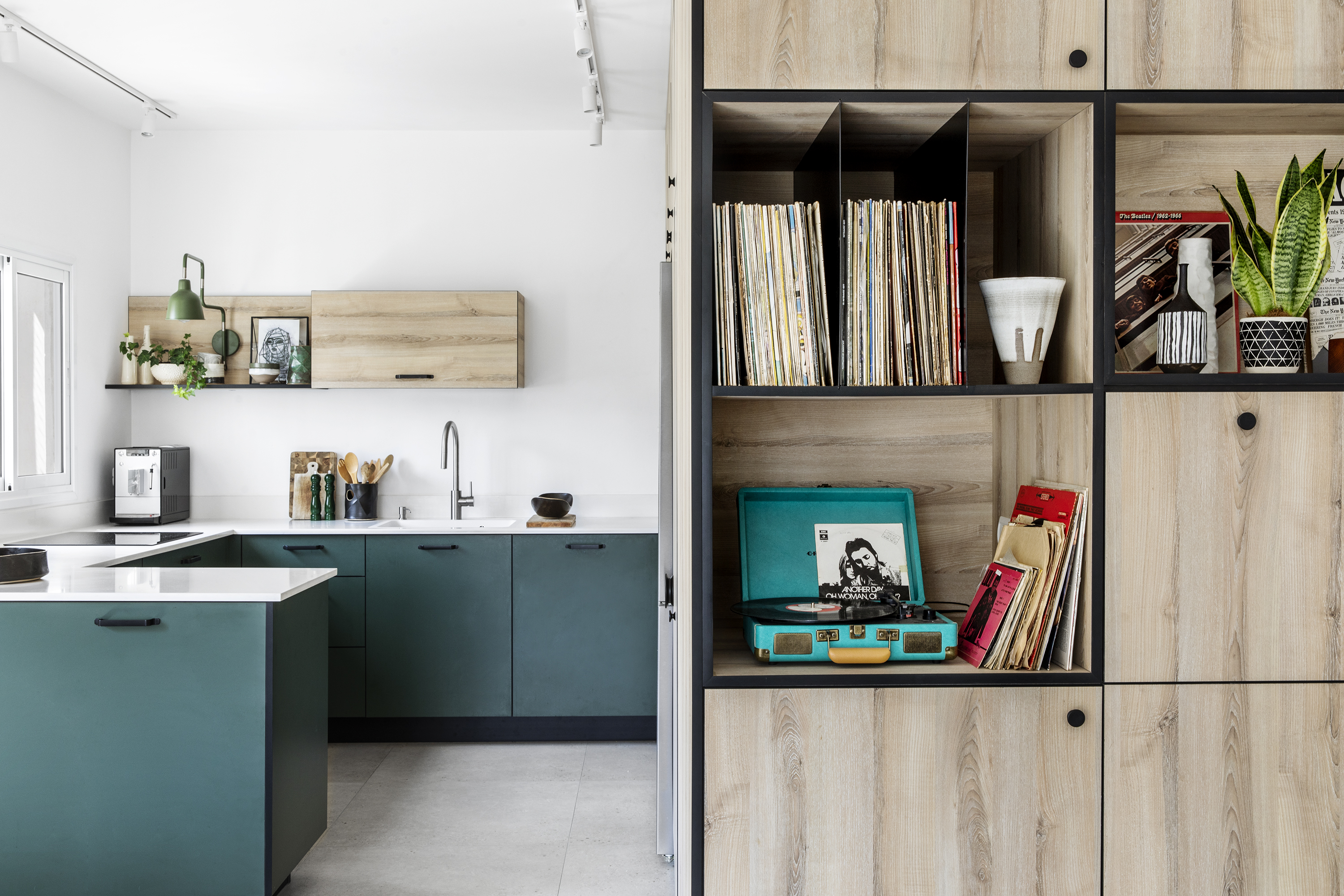 Apartment T&O by Vered Bonfiglioli