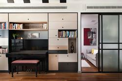 Apartment Y&A by Vered Bonfiglioli