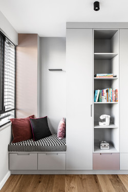Apartment D&A by Vered Bonfiglioli
