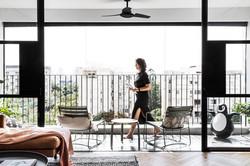 Apartment M&O by Vered Bonfiglioli